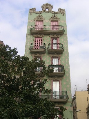 The Green House in Gracia